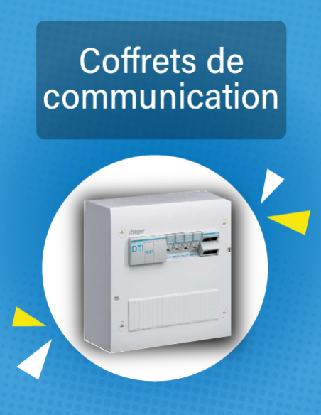 Coffrets de communication