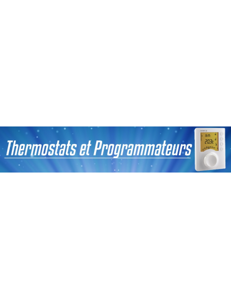 Thermostats et Programmateurs