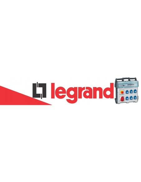 Coffrets de chantier Legrand